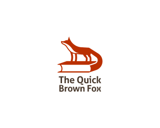 创意狐狸LOGO欣赏