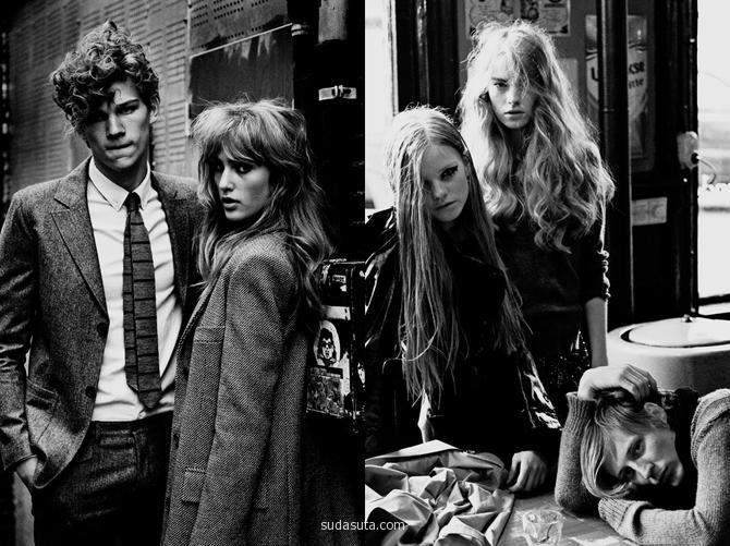 Paul Bellaart 时尚青春摄影欣赏