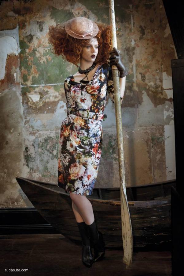 Caroline Poiner 时尚摄影欣赏