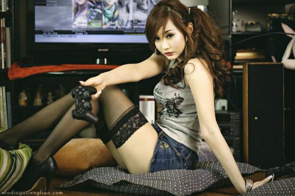 Arraiza Gosiengfiao 万圣节cosplay角色扮演
