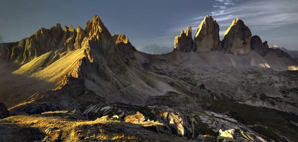 Kilian Schönberger 山在那里 自然摄影欣赏