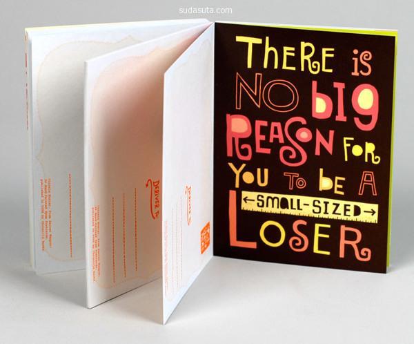 Linzie Hunter 明信片设计欣赏