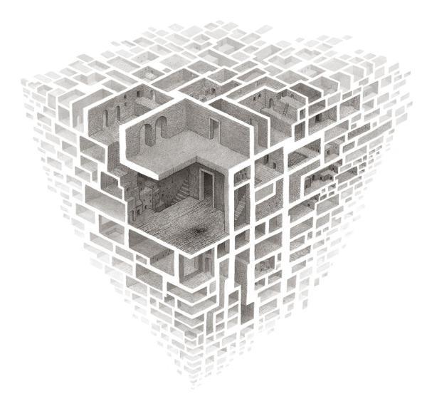 Mathew Borret 虚拟手绘空间