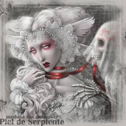 Medusa Thedollmaker 万圣节的女巫