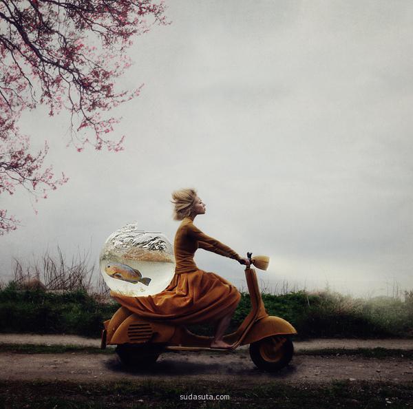Sparrek 超现实主义摄影作品欣赏