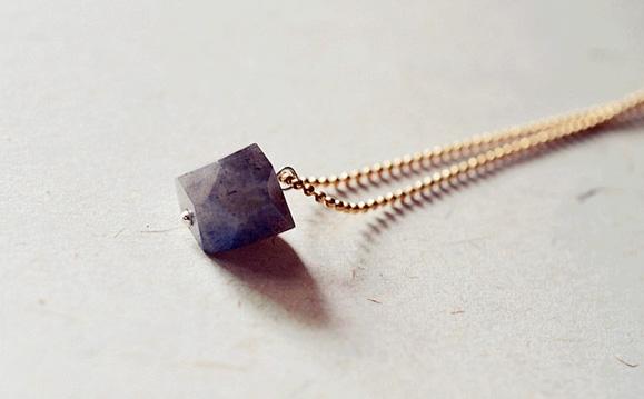 VEILIGHT首饰设计 有一种石头叫做宇宙