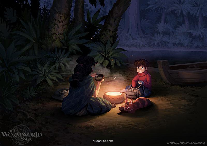Daniel Lieske 的魔法世界