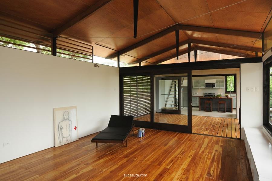 美丽的建筑设计欣赏 K House