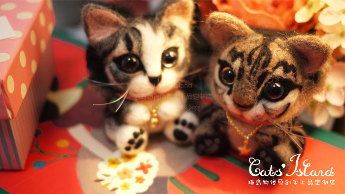 猫岛物语--纯手工打造的精致慢生活
