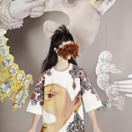 Masha Reva x Syndicate 时尚摄影欣赏
