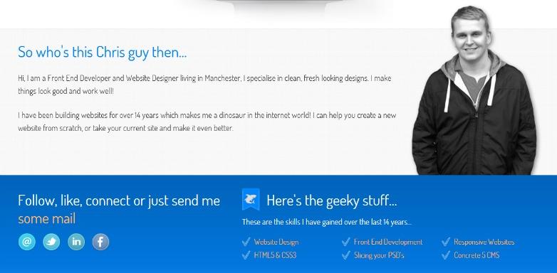 单色调创意网站欣赏