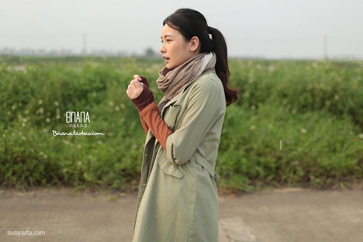 Bnana 原创自制 十月彩色杂锦 轻熟女原创女装