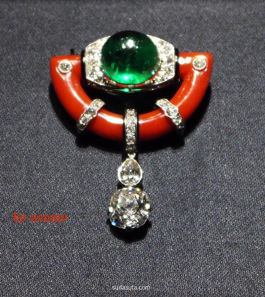 卡地亚珠宝展