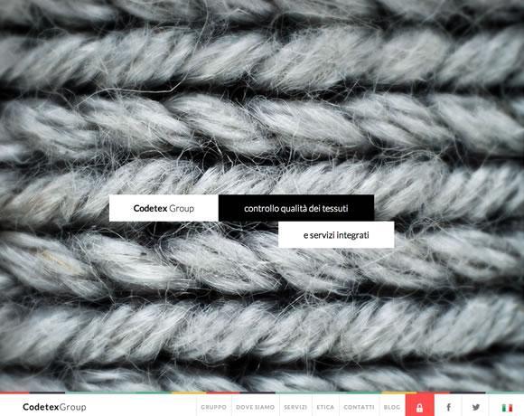 带有视差滚动的大照片创意网站欣赏