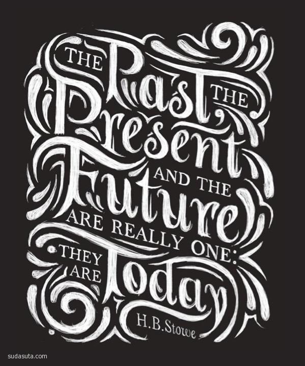 Hand Lettering by Thomas Pena