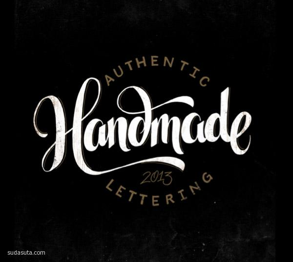 Handlettering Workbook by Jason Vandenberg