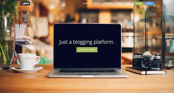 带有大幅照片的国外创意网站欣赏