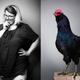 Tobias Lang 系列摄影《我和我的宠物》