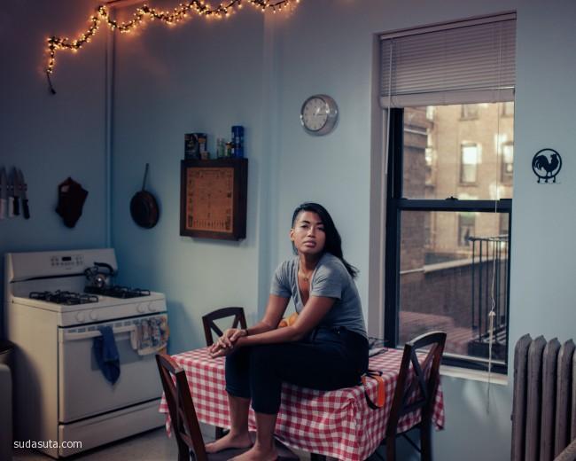 Adam Krause 肖像摄影欣赏