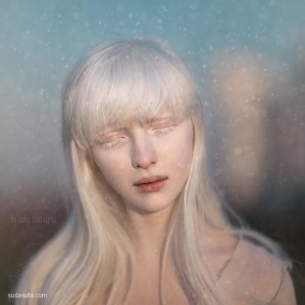 Anka Zhuravleva 人像摄影欣赏