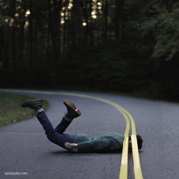 Ben Zank 超现实主义摄影欣赏