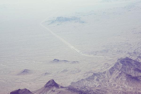 David Ryle 浅色沙漠 旅行影像日记