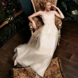 Andrey Yakovlev 和 Lili Aleeva 白色婚纱摄影欣赏