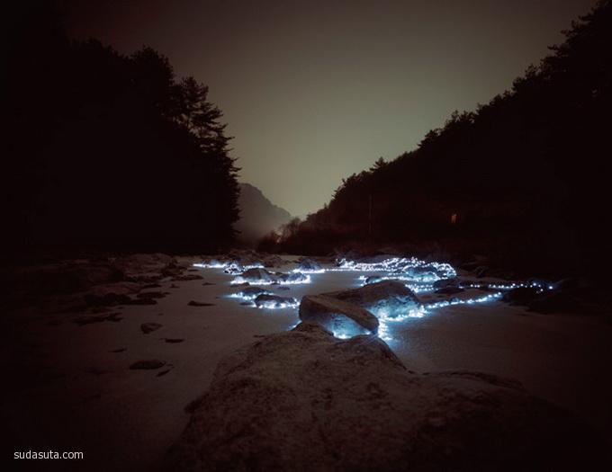 Lee Eunyeol 星光点点 摄影作品欣赏