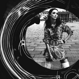 Stéphane Sednaoui 黑白时尚摄影欣赏