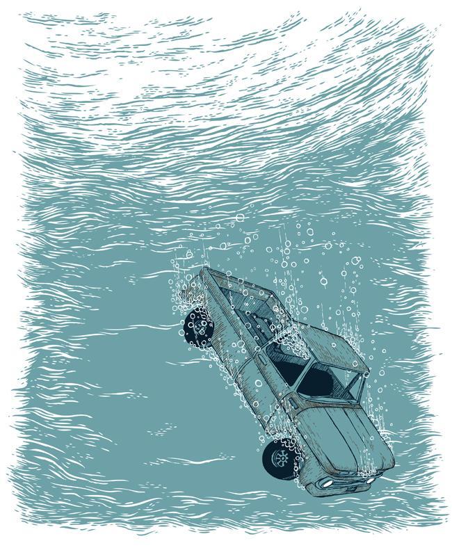Mat Pringle 插画作品欣赏