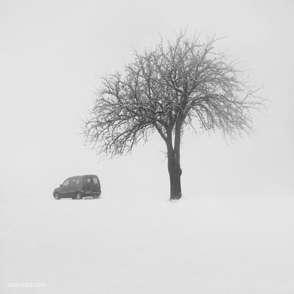 Miro Simko 白色冬天