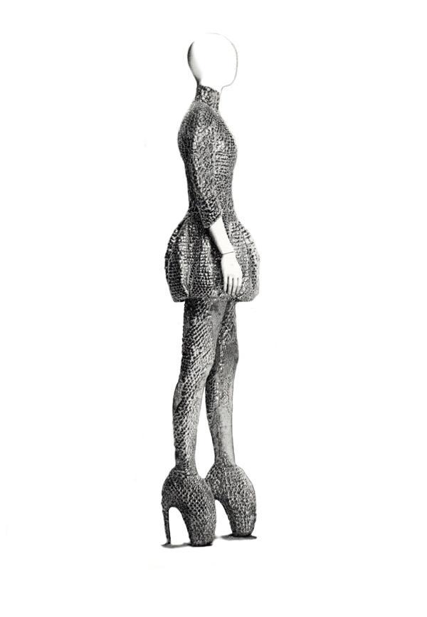 Nabil Nezzar 超现实主义时尚插画欣赏