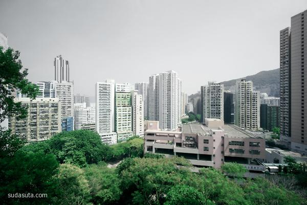 Nick Frank 香港城市摄影欣赏