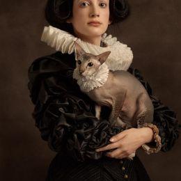 Sacha Goldberger 肖像摄影欣赏