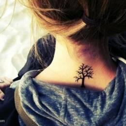 取悦自己 可爱的小纹身