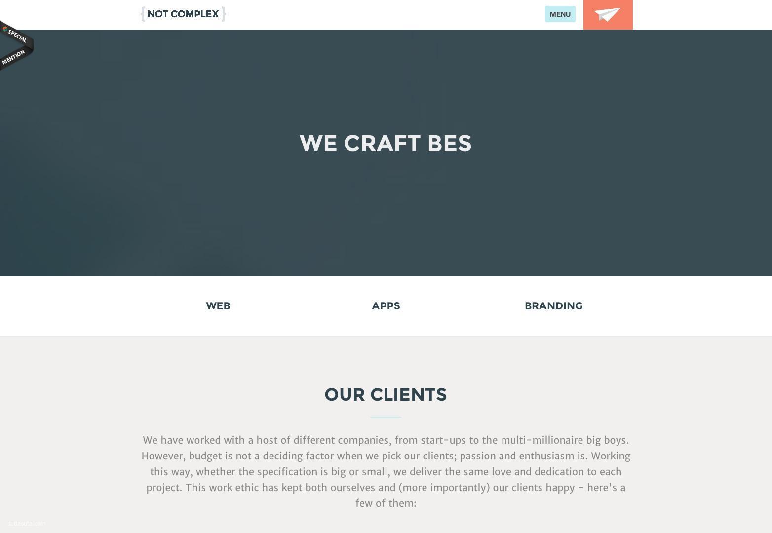 最新创意国外网站设计欣赏