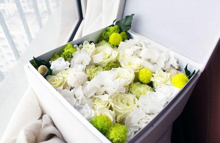 青城手制 花朵集