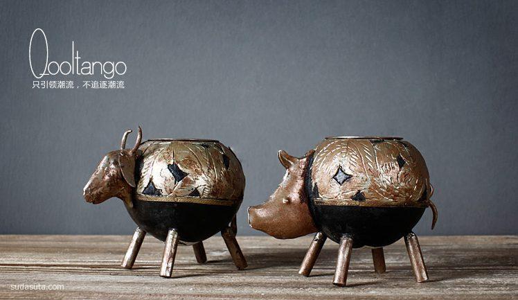 酷坦哥 生活的艺术 创意家居装饰工艺品