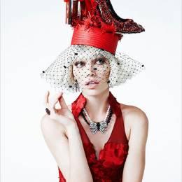Aline Weber 时尚摄影欣赏