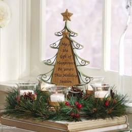 圣诞节室内小装修