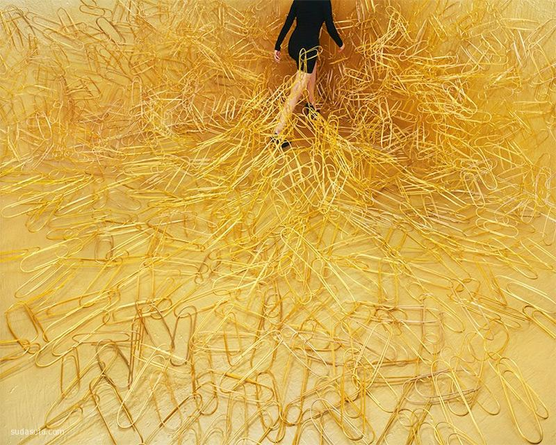 JeeYoung Li 宛如梦境般的艺术作品