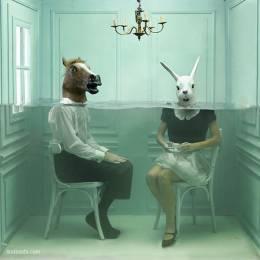 Lara Zankoul 超现实主义摄影欣赏