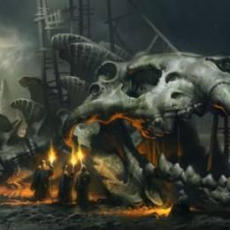 H.P. Lovecraft 幻想插画欣赏
