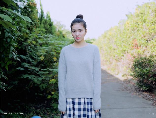 漞渡ORIGINAL DESIGN 空气女生