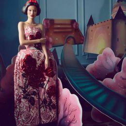 Yan Xu 童话芭比公主