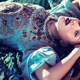 Scarlett Johansson 时尚摄影欣赏