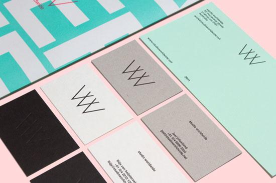 设计工作室创意名片欣赏