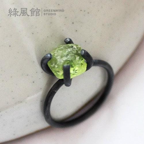绿风馆天然石头首饰设计