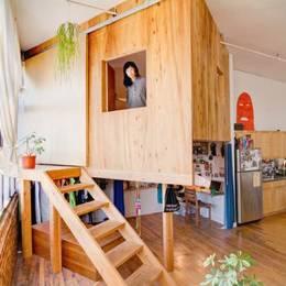 Brooklyn Loft 清新小木屋