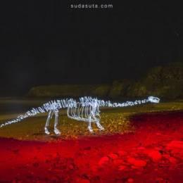 Darren Pearson 灯光绘画欣赏